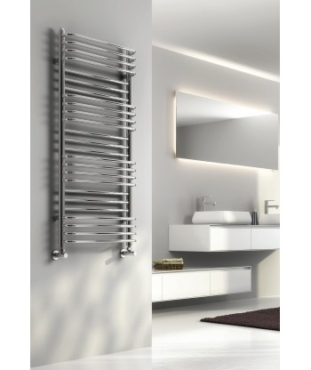 Marco Chrome Heated Towel Rail