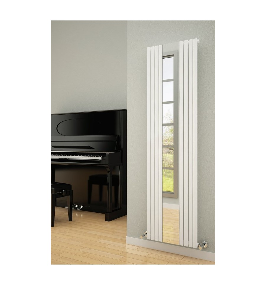 Reflect reina stylish vertical mirror radiator for Mirror radiator