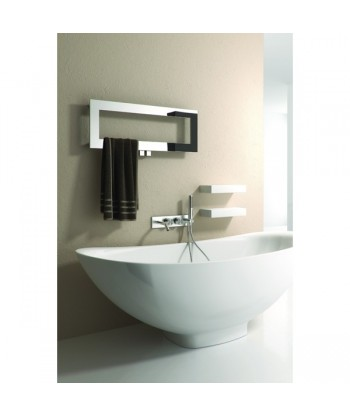 Bivano Stainless Steel Heated Towel Rail