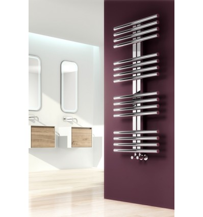 Sorento Stainless Steel Heated Towel Rail