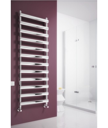 Deno Stainless Steel Heated Towel Rail