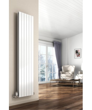 Flat Vertical Single Radiator