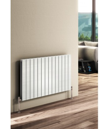 Flat Horizontal Double Radiator