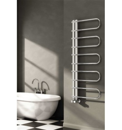 Oglio Stainless Steel Heated Towel Rail