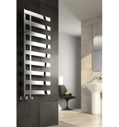 Capelli Stainless Steel Heated Towel Rail