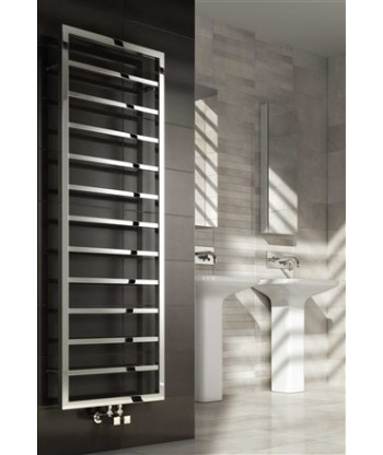 Egna Chrome Heated Towel Rail