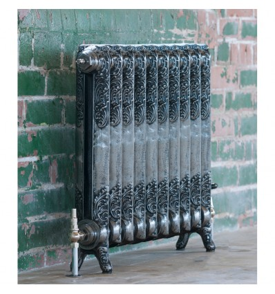 The Rococo Two Column Cast Iron Radiator
