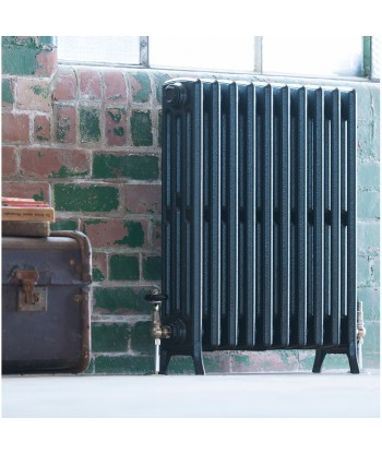 The Edwardian Four Column Cast Iron Radiator