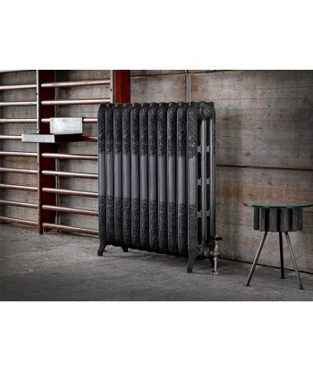 The Rococo Three Column Cast Iron Radiator