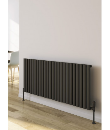 Neval Horizontal Single Aluminium Radiator