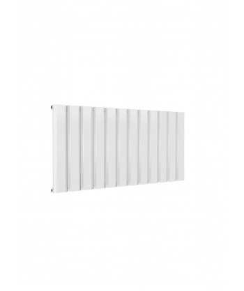 Vicari Horizontal Single Aluminium Radiator
