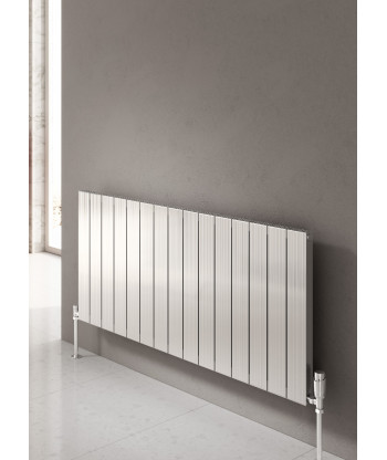 Polito Horizontal Single Aluminium Radiator