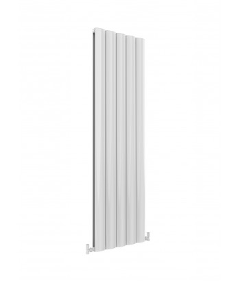 Belva Vertical Single Aluminium Radiator