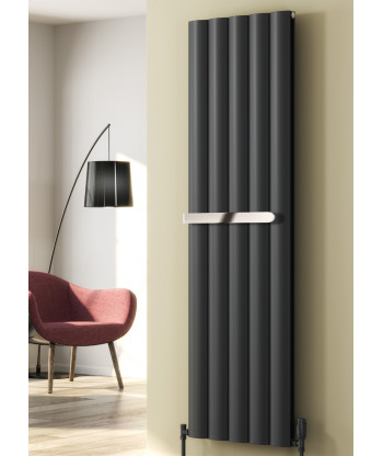 Belva Vertical Double Aluminium Radiator