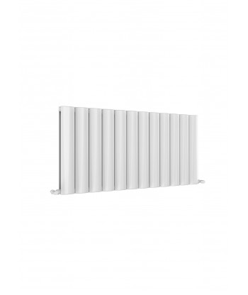 Belva Horizontal Single Aluminium Radiator