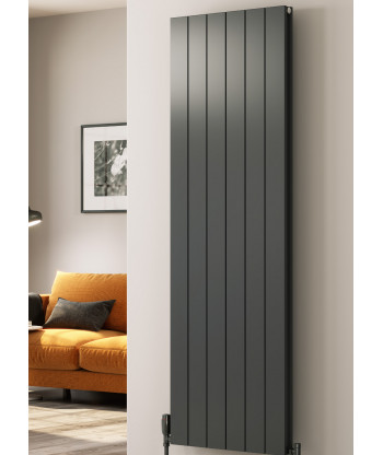Casina Vertical Double Aluminium Radiator