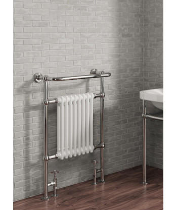 Victoria Column Towel Rail