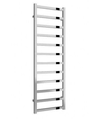 Fano Polished/Satin Aluminium Towel Rail