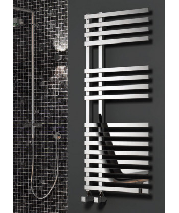 Felino Chrome Heated Towel Rail