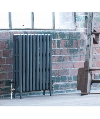 The Neo-Classic Three Column Cast Iron Radiator