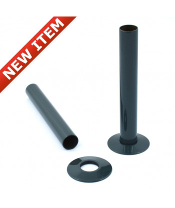 Sleeve Kit 130mm Anthracite