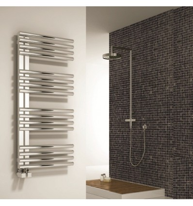 Adora Chrome Heated Towel Rail