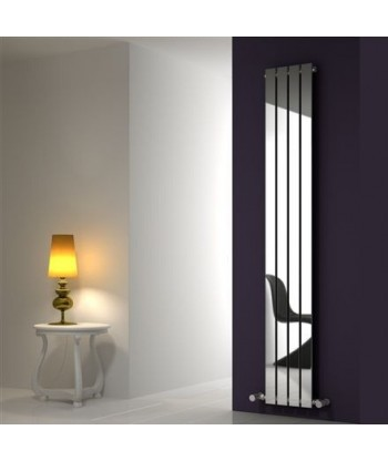 Osimo Chrome Vertical Radiator