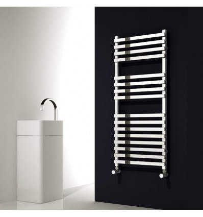 Carina Chrome Heated Towel Rail