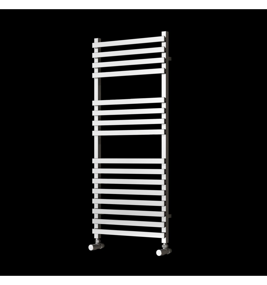 Carina Chrome Heated Towel Rail Ireland