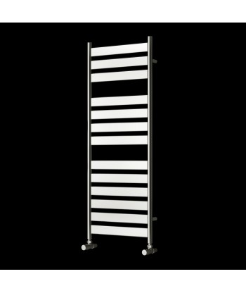 Carpi Chrome Heated Towel Rail