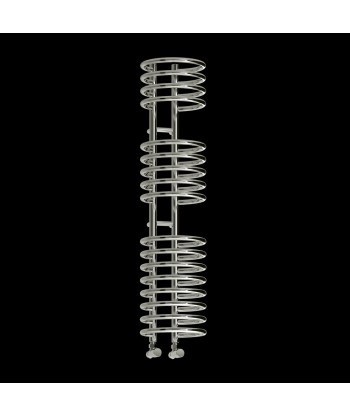 Claro Chrome Heated Towel Rail