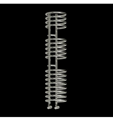 Delta Chrome Heated Towel Rail