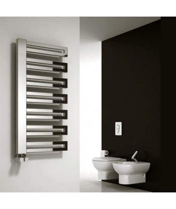 Zazu Chrome Heated Towel Rail
