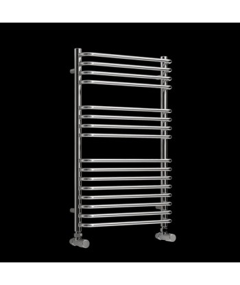 Eleos Chrome Heated Towel Rail