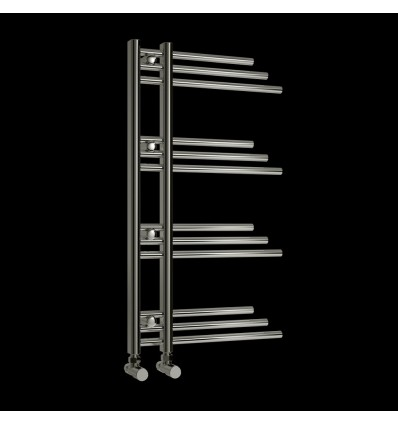 Herra Chrome Heated Towel Rail