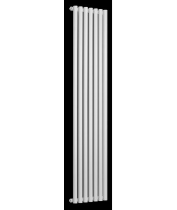 Round Column Single Radiator