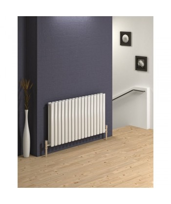 Lora Horizontal Double Radiator