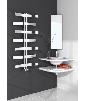 Lioni Stainless Steel Heated Towel Rail