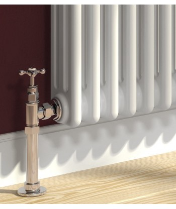 Three Column Rutland Low Level Radiator