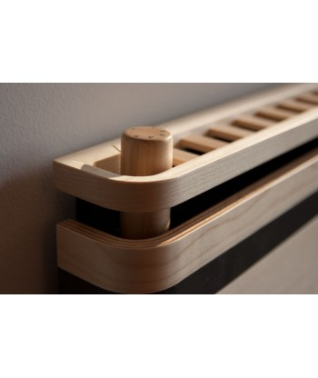 Icon Single Wooden Radiator