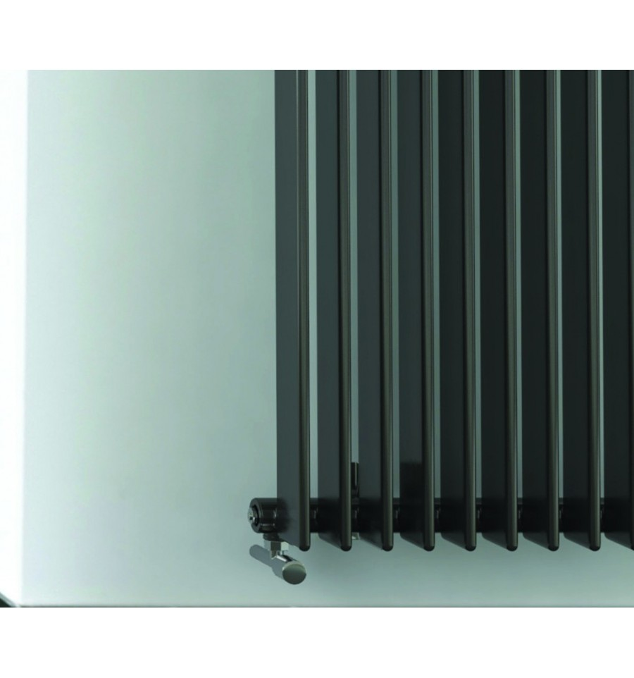 Adagio 70 Vertical Single Radiator - The Radiator Shop