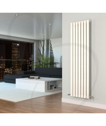 Danza Vertical Single Radiator 1800mm X 430mm (7 Tube)