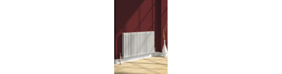 Cast Iron Style Radiators Ireland - The Radiator Shop